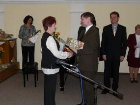 Malá knihovnická slavnost 2008